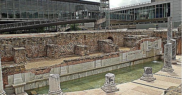 Lyon - Saint Romain en Gal