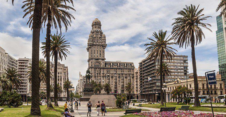 Vue sur Montevideo (Istock)