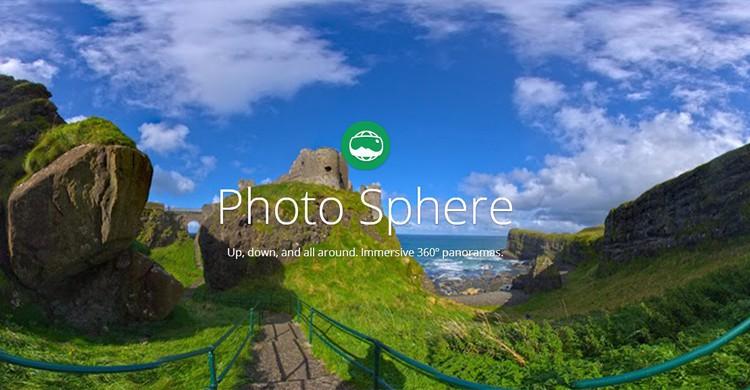 Photo Sphère - Google