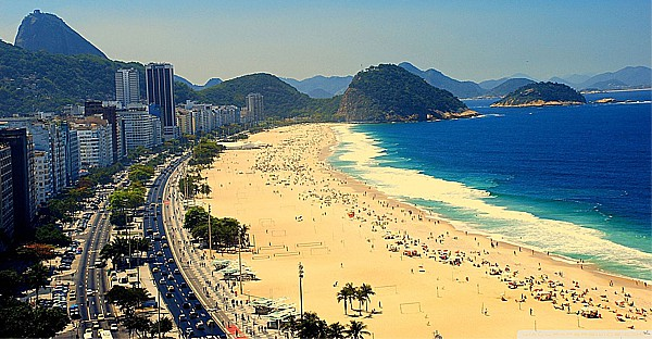 Rio - Copacabana