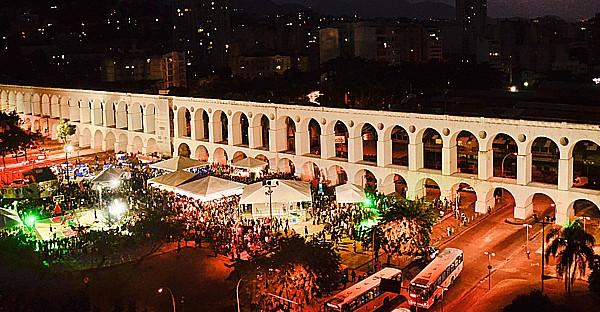 Rio - Quartier Lapa