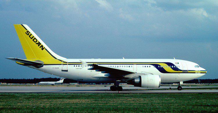 Sudan airline (Foter