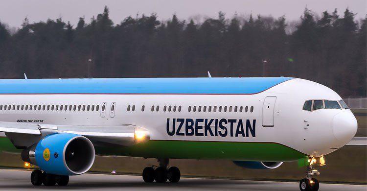 Uzbekistan airlines (Foter.com)