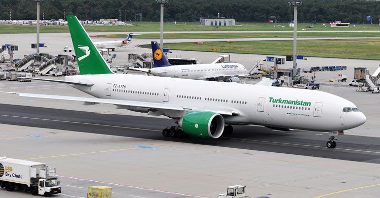 turkmenistan airlines (Foter