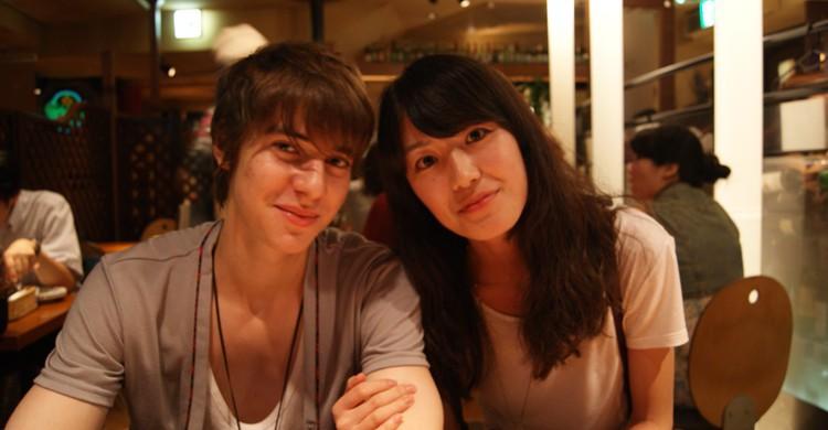Couple Franco-Japonais