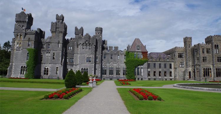 Le château Ashford, Irlande - Flickr