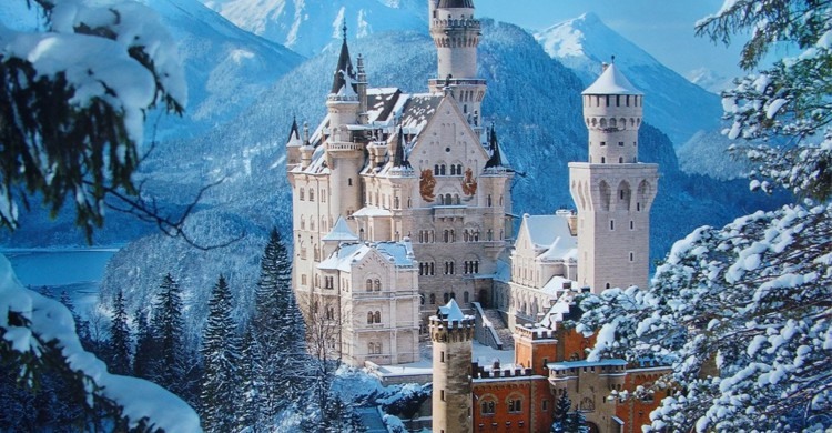 Neuschwanstein Castle, Allemagne - Flickr