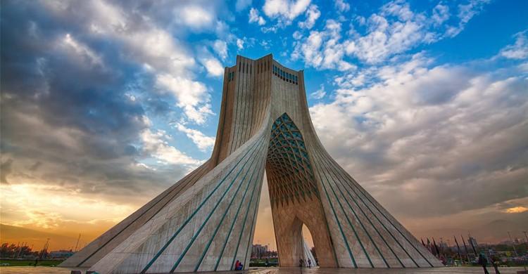 Tour de la liberté, Iran - Flickr
