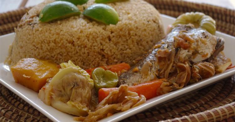 thiep bou yapp - Sénégal