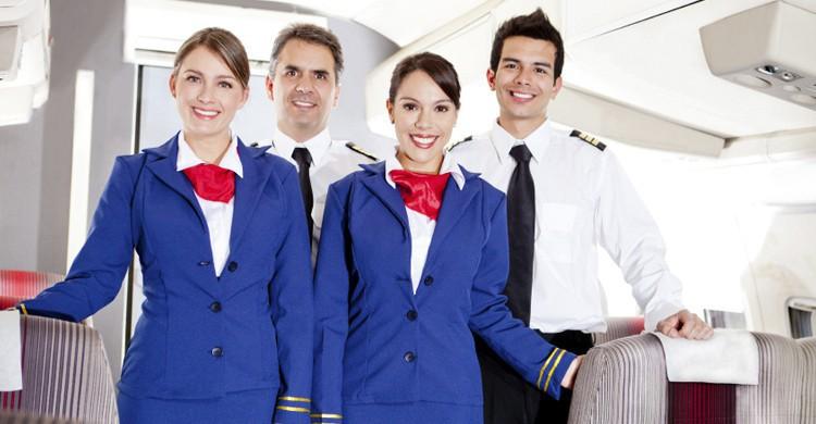 équipage de cabine
