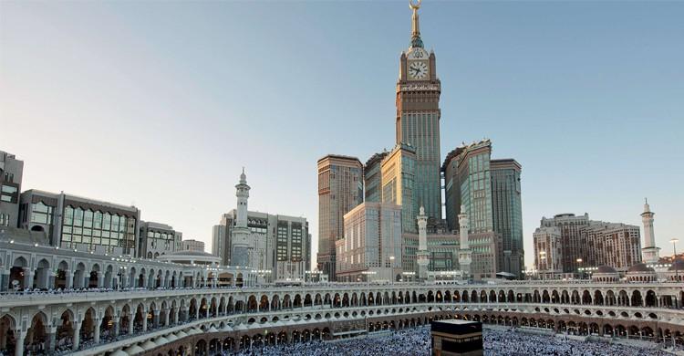 Abraj Al Bait Towers - protenders