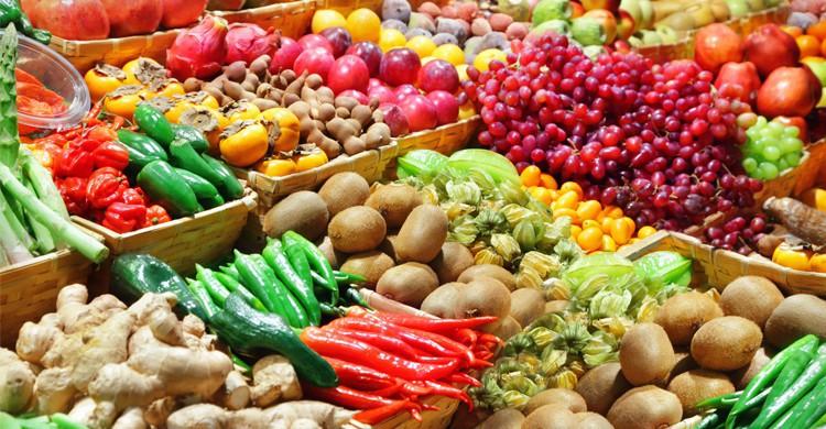 Fruits et légumes - google