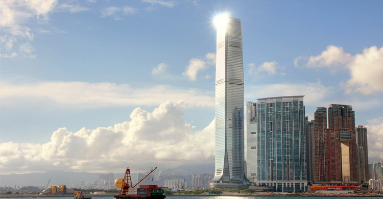 International Commerce Center - thousandwonders