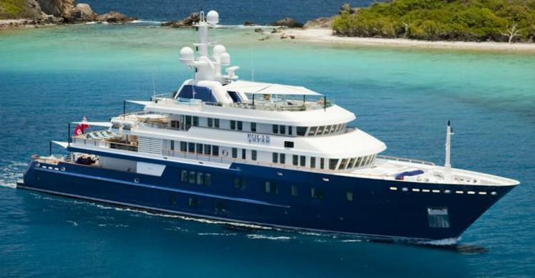 Yacht Polar Star