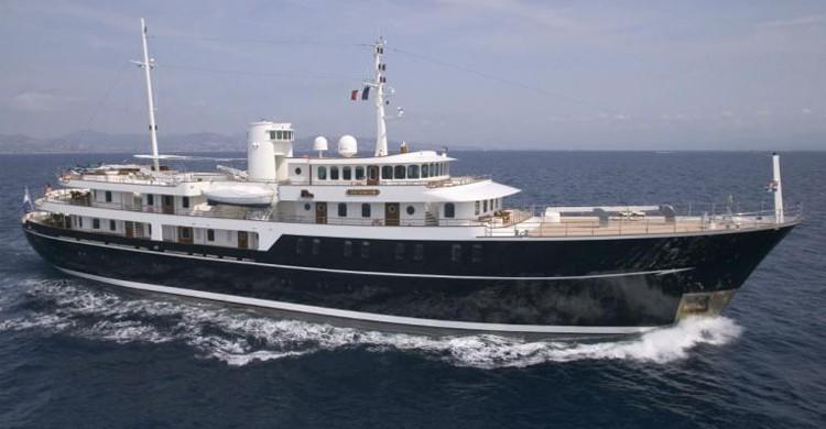 Yacht Sherrakan