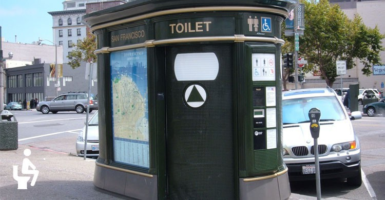 Toilette - wikimedia