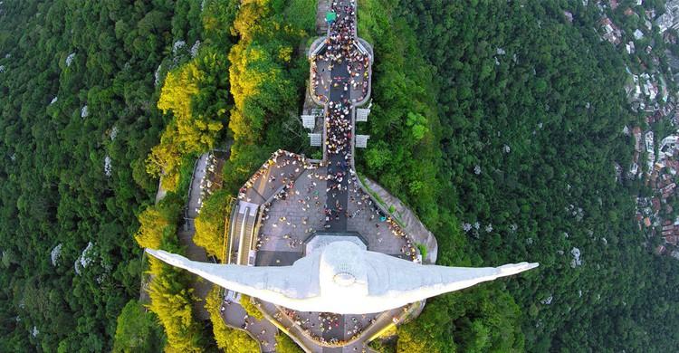 Christ de Rio, Brésil