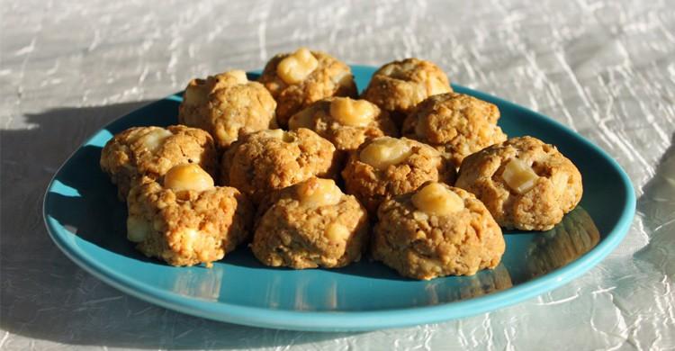 Cookies au Comté - unepincéedegourmandise