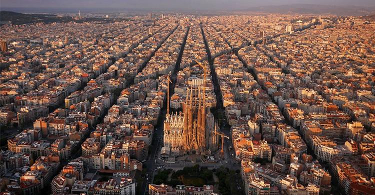 Sagrada Familia, Barcelone