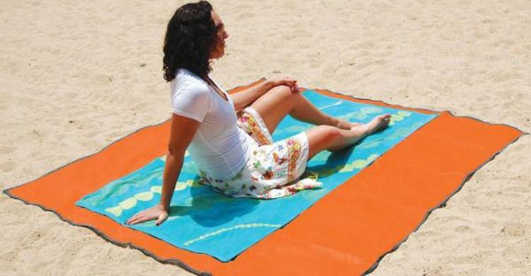 Serviette anti-sable - Commentseruiner