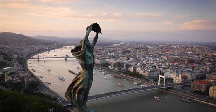 Statue de la Liberté, Budapest