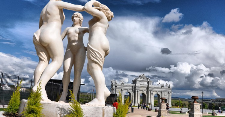 Parc Europe à Torrejón de Ardoz, Madrid (Wikimedia)