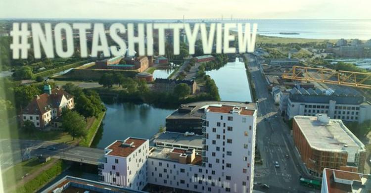 #notashittyview - twimg