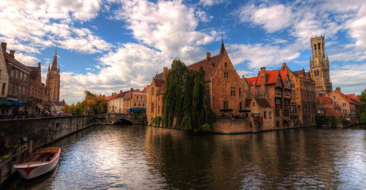 Bruges - flickr