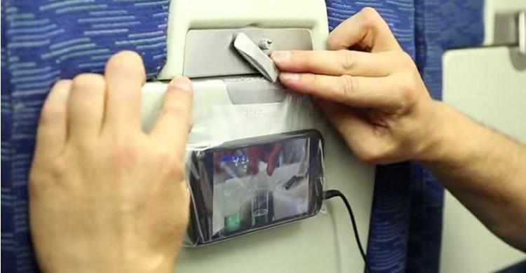 Ecran smartphone - europapress