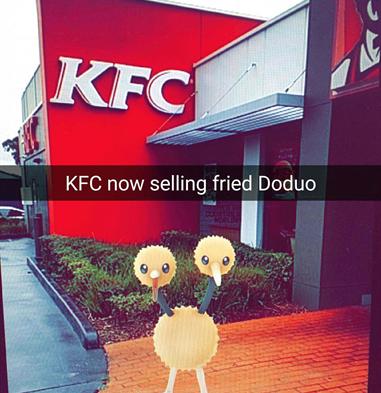 Pokémon au Fastfood - thedanle