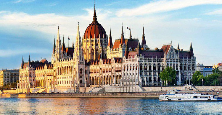 Budapest - easyvoyages.com