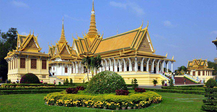 Phnom Penh - allfreephotos.com
