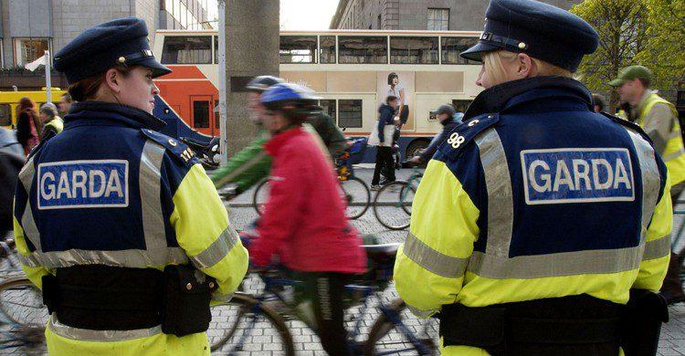 Police irlandaise - lexpress.fr
