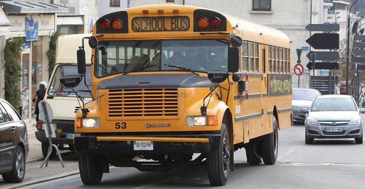 Bus scolaire - sudouest.com
