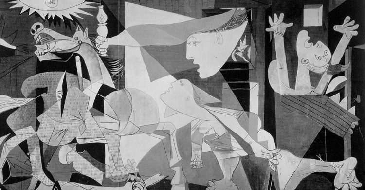 Guernica, Pablo Picasso (Flickr)