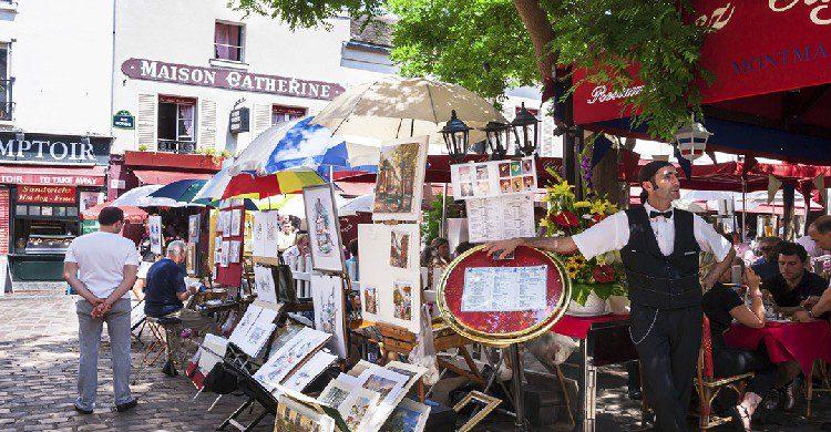 Montmartre-iStock
