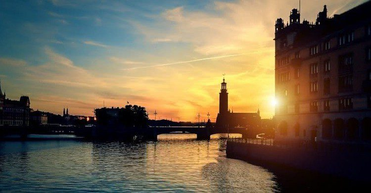 Villes où trouver les hommes les plus beaux : Stockholm (Flickr)