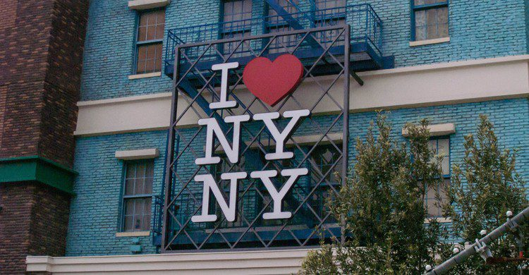 I love New York (Flickr)