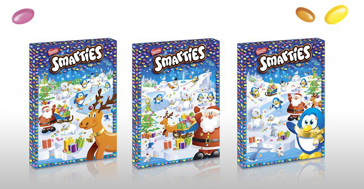 Le Calendrier Smarties - loop