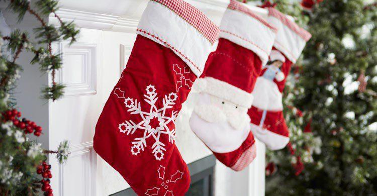 Chaussettes de Noël -monkeybusinessimages