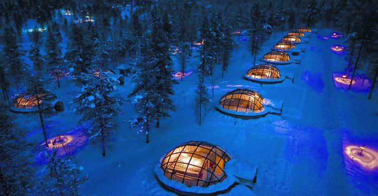 Artic Resort - kakslauttanen