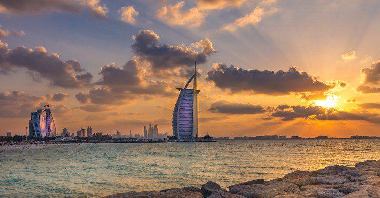 burj al arab - junotphotography