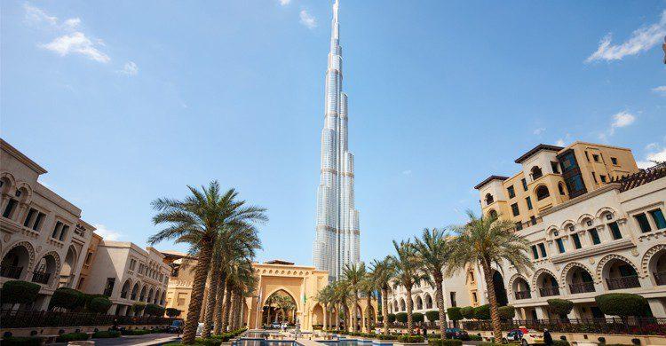burj khalifa - photobac