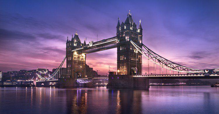 Londres - ventdusud