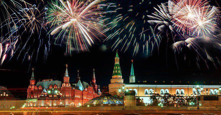 Vue du Kremlin - syntheticmessiah