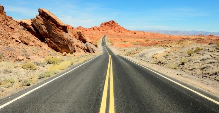 La mythique route 66 aux U.S. - Istock