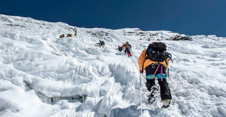 Gravir l'Everest - Istock