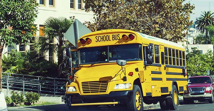 Bus scolaire (iStock)