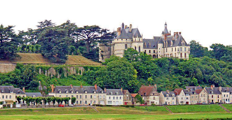 Châteaux de la Loire (Flickr)