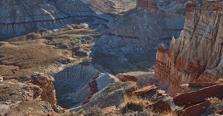 Mine Grand Canyon (Flickr)